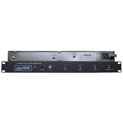Cabletronix SAW Filtered Modulator, Channel 12