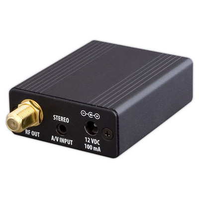NetMedia Digital Micro Stereo Modulator, 1-Channel