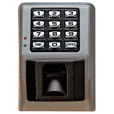 Napco Gemini BioReader Keypad, Silver