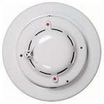 Firewolf Advanced Photoelectric Smoke & Heat Detector, 4-Wire