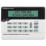 Napco Gemini Custom Alphanumeric Keypad
