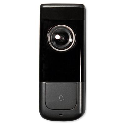 Napco iBridge Wifi Doorbell, Pro Grade, Metallic Gray