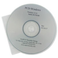 Napco PCD-Windows Programming Software