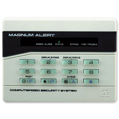 Napco Magnum RP1054E Digital Display Keypad