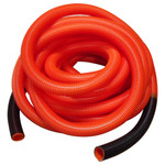 NuTone Central Vacuum Crush-Proof Hose for the CK145, 50 Ft., Orange