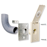 NuTone Central Vacuum Existing Home Inlet Kit
