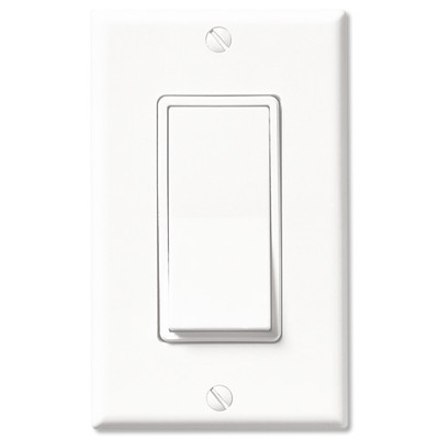 Broan/NuTone Single-Function Fan Controller, White