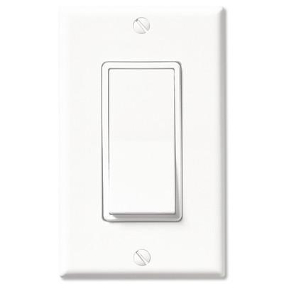Broan/NuTone Single-Function Fan Controller, White