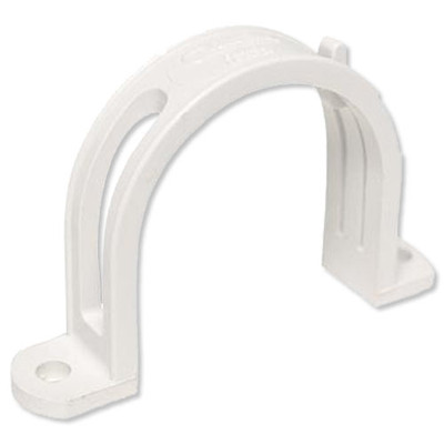 NuTone Central Vacuum Tubing Support with Wire Clip