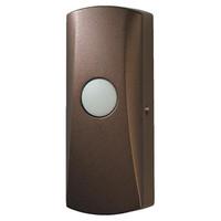 NuTone Wireless Pushbutton, Learn Mode, Oil-Rubbed Bronze (Open Box)