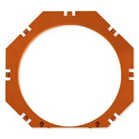 Nuvo 6.5 In. Installation Bracket for In-Ceiling Speakers (Pair)