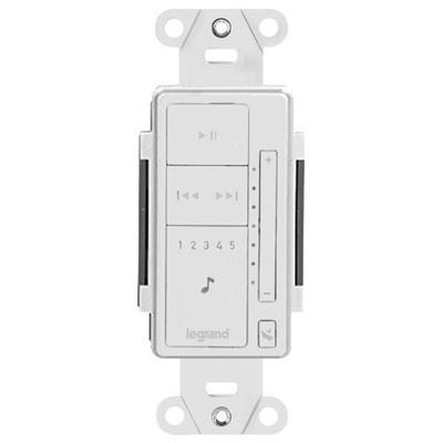 Nuvo P10 Keypad, White