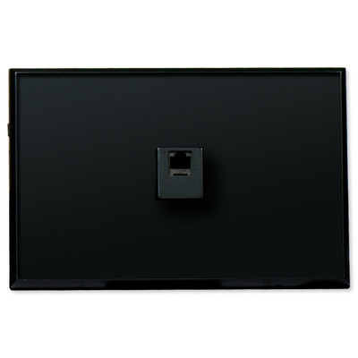 Nuvo P30 7 In. Android PoE Touch Screen, Black