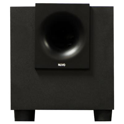 Nuvo P500 Player Portfolio Sound Bar and Subwoofer