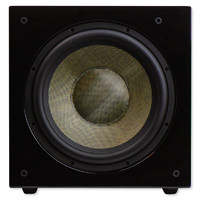 Nuvo 12 In. Powered Subwoofer, 300W
