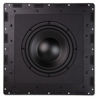 Nuvo 8 In. In-Wall Passive Subwoofer (Single)