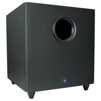 Air-Bus Wireless 8 In. Down-Firing Subwoofer, 110W