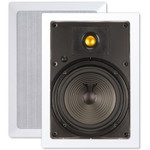 OEM Systems 6.5 In. Outdoor In-Wall Speakers