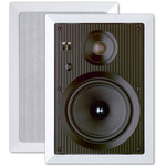 Preference 6.5 In. In-Wall Speakers, 2-Way