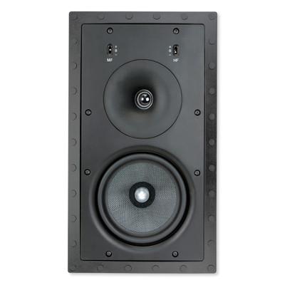 Preference 6.5 In. In-Wall LCRS Frameless Speaker, 2-Way (Single)