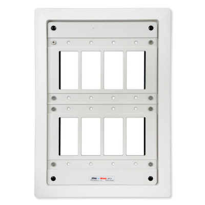 OEM Systems Pro-Wire In-Wall Media Panel
