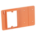 OEM Systems Pro-Wire Buddy Box Low-Voltage Mounting Bracket, 1-Gang