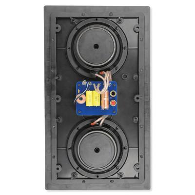 Presence Elite Dual 5.25 In. LCRS Frameless Speaker, 2-Way (Single)