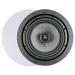 Presence Elite 6.5 In. In-Ceiling/Wall Frameless Speaker, 2-Way (Pair)