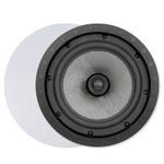 Presence Elite 8 In. In-Ceiling/Wall Frameless Speaker, 2-Way (Pair)