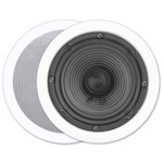 ArchiTech Premium 6.5 In. In-Ceiling Speakers (2 Pairs)