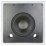 OEM Systems 10 In. In-Wall Stud Woofer, Single Voice Coil