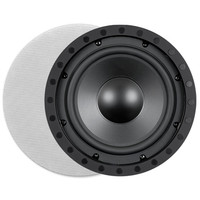 OEM Systems 8 In. In-Wall/Ceiling Frameless Subwoofer
