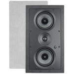 ArchiTech Kevlar Dual 5.25 In. LCRS Frameless Speaker, 2-Way