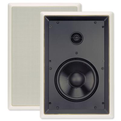 OEM Systems Sylvania 6.5 In. In-Wall Speakers, 2-Way (Each)
