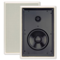 OEM Systems Sylvania 6.5 In. In-Wall Speakers, 2-Way (Each)