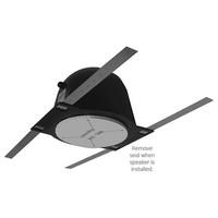 OEM Systems Rough-In Vapor Dome Bracket for 6.5 In. In-Ceiling Speaker