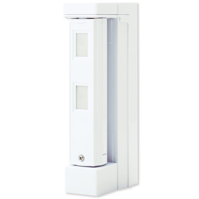 Optex FitLink 2GIG-Compatible Wireless Indoor/Outdoor Dual PIR Motion Detector
