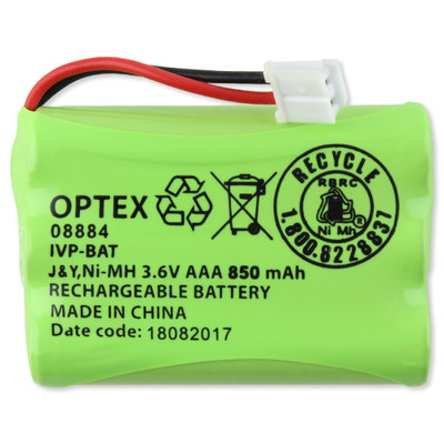 Optex iVision+ Replacement Battery for Handheld Communicator