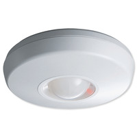 Optex Wireless 360-Degree Ceiling Mount PIR Motion Detector for Interlogix & Qolsys