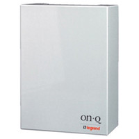 On-Q/Legrand Basic Network Center Surface-Mount Cover