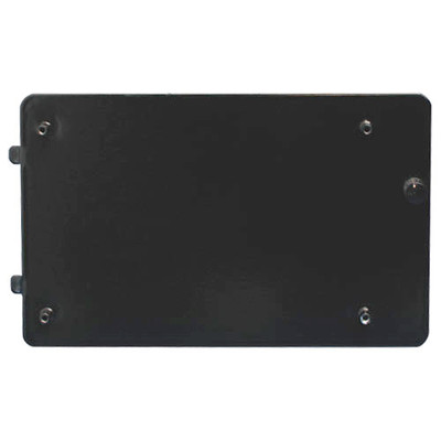 On-Q/Legrand Ademco Controller Mounting Plate, Half Width