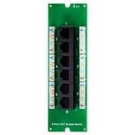 On-Q/Legrand 6-Port Cat5e Data Board