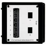 On-Q/Legrand 6-Port Cat6 Network Interface Module