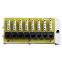 On-Q/Legrand 8 Port Cat6 Network Interface Module