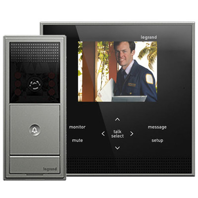 Adorne Wireless Video Intercom Systems Discount Home Automation