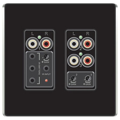 On-Q/Legrand lyriQ 3 Source Audio Input