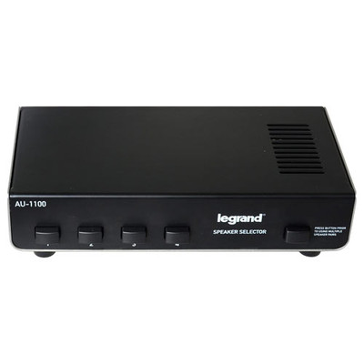 On-Q/Legrand 4-Location Speaker Selector