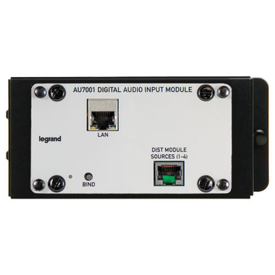 On-Q/Legrand Digital Audio Input Module
