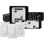 On-Q/Legrand Digital Audio 2 Room Multi Source Kit