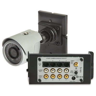 On-Q/Legrand Color IR Camera with Module Kit